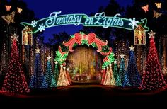 Love Callaway Gardens at Christmas.....