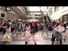 GU(ジーユー)ファッションダンスバトル - YouTube