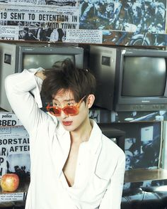 #Zhoumi #SuperJunior