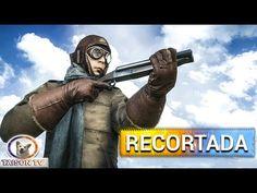 Battlefield 1 La Recortada o escopeta de Cañon Doble