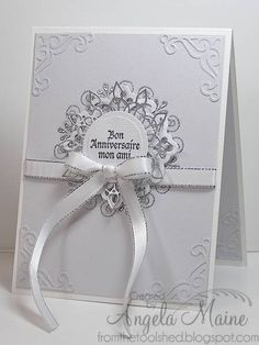 VSAVS12B Verve's Silver Anniversary by Arizona Maine - Cards and Paper Crafts at Splitcoaststampers