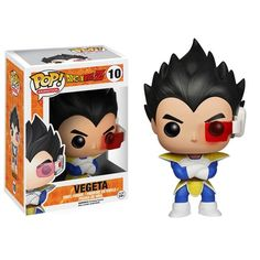 FUNKO POP! DRAGON BALL Z VEGETA EXPLORADOR