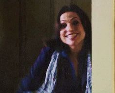 Lana's smile - lana-parrilla Fan Art