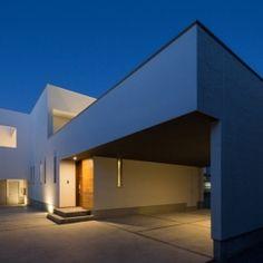 A2-house「shell house」の部屋 外観