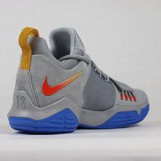 e247290fe3a8 Paul George Nike PG1 Grey OKC Gradient PE Heel Paul George 1