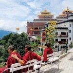 A birmingham woman travels to Nepal and finds peace even while battling cancer