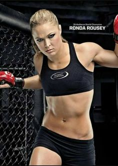 Ronda Rousey, The very sexy Olympic bronze medalist in Judo and UFC MMA Bantam Weight Champion. Female Mma Fighters, Ufc Fighters, Female Fighter, Karate, Kickboxing, Ronda Rousey Mma, Ronda Rousey Fight, Ronda Rousy, Rousey Wwe