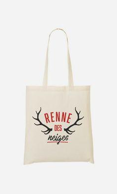 Sacs Tote Bags, Diy Tote Bag, Cotton Tote Bags, Reusable Tote Bags, Disney Diy, Slogan Tee, Tee Shirts, Tees, Mug Noel