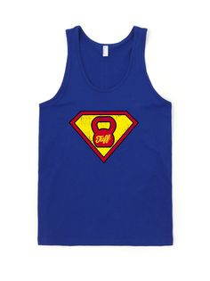 HERO TUFF Tank Top - Available in all sizes and colors - TUFFWRAPS.COM