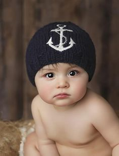 """Hudson"" Anchor Hat"