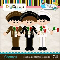 Charros mexicanos Mexican Rodeo, Colourful Outfits, Minnie Mouse, Arts And Crafts, Clip Art, Graphics, Dolls, Disney Characters, Viva Mexico