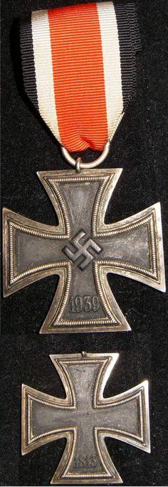 İkinci Dünya Savaşı Demir Haç Nişanı