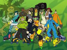 Jet Grind Radio HD out this summer?!