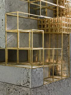 gold retail counter - Google Search