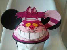 RecyclEARS Custom Alice in Wonderland Themed by AndTheThreadGoesOn, $49.00