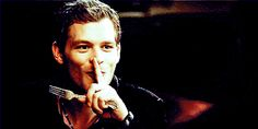 Klaus Mikaelson - Joseph Morgan - The Vampire Diaries