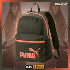 Super trendy Rucksack von PUMA! 🔥🎒 Puma, Backpacks, News, Bag, Shoulder, Totes, Women's Backpack, Bags, Backpack
