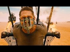 Mad Max Fury Road is the upcoming post-apocalyptic film from the creator of the Mad Max Trilogy George Miller starring Charlize Theron, Tom Hardy and Nicholas Hoult. Mad Max Fury Road, Tom Hardy, Sci Fi Movies, New Movies, Good Movies, Fiction Movies, Awesome Movies, Watch Movies, George Hurrell