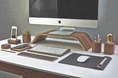 The Grovemade Desk Collection