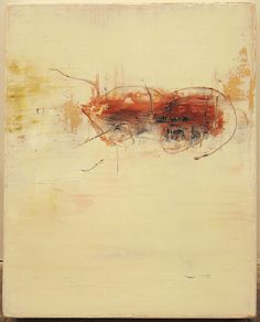 Michael Napper | Dialect Fragment 1, 2005 oil, dry pigment and graphite on canvas 10 x 8""