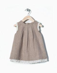 ZIPPY Newborn Dress #ZYFW15 #PerfectOutfit #5549269 Find it here!