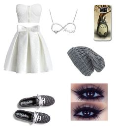 """""""yaaasss"""" by my1chemical2awesomeness on Polyvore featuring Chicwish, Keds, Phase 3, NLY Trend, Samsung and La Preciosa"""