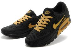 huge selection of aff15 bd15b Nike MAX 90 KPU New Black Gold 40-45 New Nike Air, Nike Air
