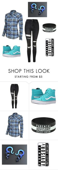 """""""Untitled #16"""" by dezy-gal on Polyvore featuring Topshop, Vans, Club Ride and CellPowerCases"""