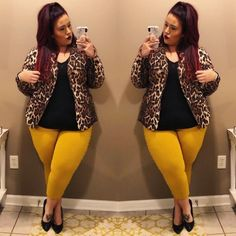 Plus Size Womens Cocktail Dresses Cheap Info: 6581406605 Thick Girl Fashion, Curvy Fashion, Plus Fashion, Plus Size Professional, Professional Outfits, Plus Size Fashion Tips, Plus Size Beauty, Curvy Outfits, Girl Outfits