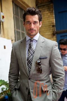 Maria Scard Photography: The day I began to think David Gandy was stalking me!