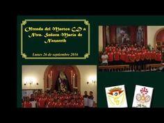 Jovenes Cruceros Martos: Ofrenda floral del Martos CD a Ntra. Señora María ...