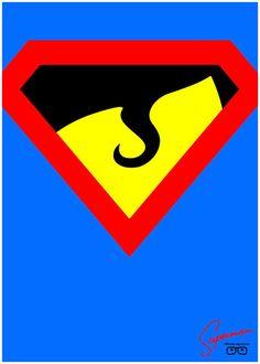 Superman by Vahram Muratyan