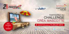 Participez au challenge CREA MASCOTTE!