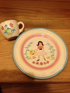 Stangl Kiddieware Mary Quite Contrary by CollectablesEmporium