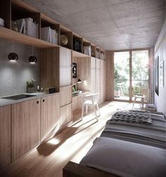 WE-Architecture . Creo . Student Housing . Sønderborg (5)