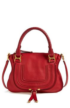 Chloé 'Marcie - Medium' Leather Satchel | Nordstrom