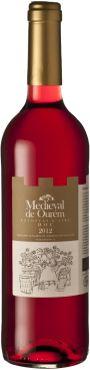 Medieval de Ourém 2012 (luomuviinit.fi) Tämä ainutlaatuinen keskiajan viini on valmistettu niin kuin silloinkin tehtiin: 20% viiniä punaisista rypäleistä sekoitetaan 80% viiniin valkoisista. Tuloksena on aivan mahtava makuelämys; pehmeä mutta kuitenkin voimakas ja monivivahteinen viini josta löytyy sekä valko- että punaviinin ominaisuuksia sekä aromeita kuten mulperinmarjaa, vadelmaa ja mansikkaa.