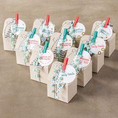Ideas para empaque de regalos