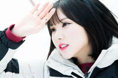 180219 Naver x Dispatch - 2018 Pyeongchang Olympic Games Kpop Girl Groups, Korean Girl Groups, Kpop Girls, K Pop, Ooon Halo, Jung Eun Bi, 2018 Winter Olympics, Summer Rain, Entertainment