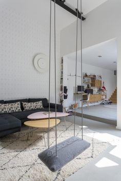 120m² - Montreuil aménagé et décoré par la décoratrice d'intérieur Vanessa Faivre