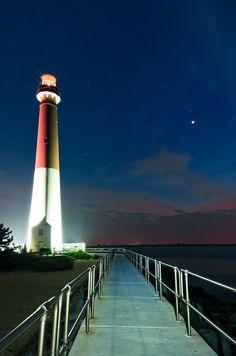 Barnegat Light House - Long Beach Island, New Jersey