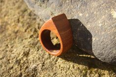 Timber Ring (bloodwood) by RAT