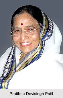 Pratibha Devisingh Patil was the 13th Indian President and the first woman to hold this position. The Chief Justice of India K.G. Balakrishnan swore her in as the President of India on 25th July 2007. She succeeded Dr. A.P.J. Abdul Kalam. Pratibha Patil is a member of the Indian National Congress and was nominated for the Presidency by the ruling United Progressive Alliance and Indian Left.