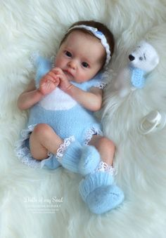 ~Realistic baby prototype Tink by Bonnie Brown~ | Dolls & Bears, Dolls, Reborn | eBay!