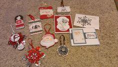Christmas tags and cards