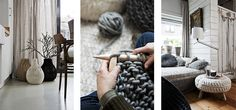 I'm starting to see a stronger reference to the art ofknittedand crocheted homewares being used in domestic interior trends, are you? I remember the days back in my childhood when my mum ta…