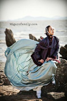 한복 hanbok, Korean traditional costumn