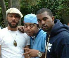 Chi town; Common, Twista & Kanye