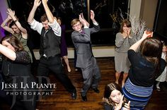 Jesse La Plante Photography | Wedding at The Pines | Genesee, CO | Guests dancing