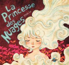 La douce princesse vit, très heureuse, au milieu des nuages, mais veut à tout prix découvrir ce qu'il y a en dessous. Elle descend alors vers la Terre, toujours plus bas, quand un événement imprévu se produit...